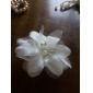 headpieces upea satiini morsiamen kukka / kukkakimppu (kaksi kukkia)