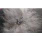 Women's Feather/Tulle Headpiece - Wedding/Special Occasion/Casual Fascinators/Birdcage Veils