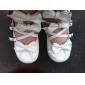 pu pelle scarpe a tacco alto 7,5 centimetri Sweet Lolita con fiocco