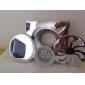 accessoires de salle de bains drain de plancher, finition laiton chromé moderne (0605-DL08)