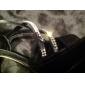 Chaussures Femme - Mariage - Noir / Rouge / Blanc - Talon Aiguille - A Bride Arrière - Sandales - Satin / Satin Elastique