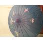 Royalblue Silk Parasol
