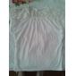 Femei Lace cu maneci scurte Loose Casual T-Shirt