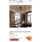 샹들리에 빈티지 디자인의 전구는 10 등 생활 포함