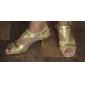 Chaussures de danse (Noir/Argent/Or/Bleu/Rouge) - Non personnalisable Paillettes scintillantes - Salle de bal/Danse latine/Salsa