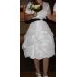 HELAH - kjole til brudepige i taft