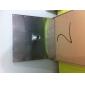 12 tommer rustfrit stål brusehoved med farve skiftende LED lys