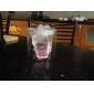 rece transparent design creativ cap craniu înfricoșător vin drinkware noutate ceașcă de sticlă împușcat 75ml