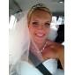 Capacete Bandanas Casamento/Ocasião Especial Liga Mulheres Casamento/Ocasião Especial