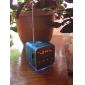 USD $ 9,95 - Digitales UKW-Radio mit MicroSD Lesegrät, USB, FM-Radio - verschiedene Farben