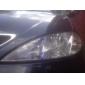 H1 100W Super White Car Bulbs DC 12V 1 Pair (Get Two Sugnal Blubs Free)