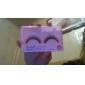 Natural Looking Eyelashes With Eyelash Glue 013# - 1 Pair Per Box