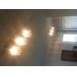 isla araña lineal crysal luz 3 luces