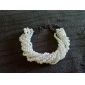 Women's Imitation Pearl Necklace Anniversary/Gift/Party Rhinestone