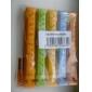 mat tätningsklämma med data märke (10cm, 5-pack)