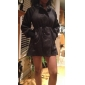 Women's Hooded Parka Coat