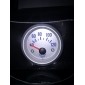 Vattentemperatur Meter Gauge med sensor för automatisk bil 2 52mm 40 ~ 120Celsius Degree orange ljus
