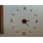 Modern Andra Väggklocka,Rund Akryl 10 x 10 x 8(3.9