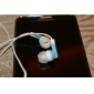 Headphone 3.5mm In Ear Stereo Music for iPhone 6/iPhone 6 Plus (Assorted Colors)