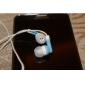 casque 3,5 mm dans la musique intra-auriculaires stéréo pour iPhone 6 / iphone 6 plus (couleurs assorties)