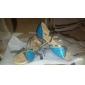 Chaussures de danse(Bleu Rouge Argent Or Fuchsia Autre) -Non Personnalisables-Talon Bas-Paillette Brillante-Latine Salon