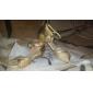 / Similicuir Ankle Strap femmes de Kid élégant latine / Ballroom Dance Shoes (plus de couleurs)