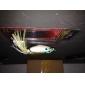 Soft Bait Frog 60MM 12G Floating Plastic fiskedrag (slumpvis färg)