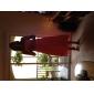 Tea-length/Asymmetrical Chiffon Bridesmaid Dress - Sage Plus Sizes Sheath/Column Strapless