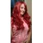 Perruques de lolita Gothique Lolita Long Bouclé Marron Perruque Lolita  70 CM Perruques de Cosplay Couleur Pleine Perruque Pour Femme