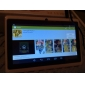 7 tommer Android 4.0 Tablet (Dual Core 800*480 512MB + 4GB)