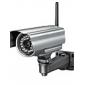 bullet IP-nätverk kamera mörkerseende dag natt vattentät p2p trådlös