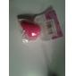 2-i-1 droppformad makeupsvamp i mikrofiber till concealer, foundation och rouge, kan användas våt eller torr