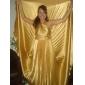 GOLDA - Robe de Soirée Satin