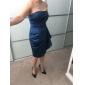SHELBY - Kleid für Brautjungfer aus Satin