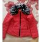 Cu mâneci lungi Lady cald blana Coliere de bumbac Îmbrăcăminte de exterior de înaltă calitate pentru femei