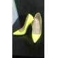 Imitație de piele pentru femei Stiletto Tocuri toc Pompe / toci pantofi (Mai multe culori)