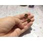 Bracelet en argent fleur romantique Lucky Doll femmes
