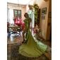 KAYLYN - kjole til cocktail i Chiffon og Satin
