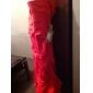 Formal Evening/Military Ball Dress - Daffodil Plus Sizes Trumpet/Mermaid Strapless Floor-length Taffeta