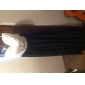 Linia -A In Formă de Inimă Lungime Podea Șifon Seară Formală Bal Militar Rochie cu Mărgele Drapat Cruce de TS Couture®