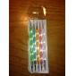 15pcs nail art peinture de conception stylo dessin Brosse Set avec 5pcs 2 voies parsemant Marbrer outil plume
