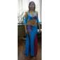 Dancewear spandex Belly Dance Performance traje para las señoras más colores