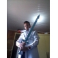 cosplay sværd inspireret af sværd art online kirito hvid sværd mørk repulsor