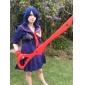 Vapen Inspirerad av KILL la KILL Cosplay Animé Cosplay Accessoarer Svärd / Vapen Röd Trä Kvinna
