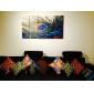 toile set Nature morteCinq Panneaux Horizontale Imprimer Art Décoration murale For Décoration d'intérieur
