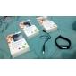 Bracelet d'Activité Moniteur d'Activité Fixations Poignet Pédomètres Contrôle du Sommeil Multifonction Vestimentaire Bluetooth 4.0iOS