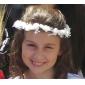 Couronnes/Fleurs Casque Mariage/Casual/Occasion spéciale Papier Femme/Jeune bouquetière Mariage/Casual/Occasion spéciale