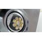 3W G4 LED-lampor med G-sockel 12 SMD 5630 270 lm Varmvit DC 12 V