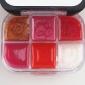 Gloss Humide / Lueur Gel Gloss coloré / Humidité Rose