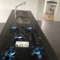 Küchenarmaturen  /  Ein Griff  /  ausziehbarem Kopf - CARMARTHENSHIRE
